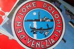 Venezia Albergo Dolomiti Pensione Plie - Hotel Labels