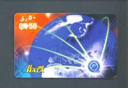 QATAR  -  Remote Phonecard As Scan - Qatar