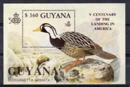 Hb-86a Guyana - Canards