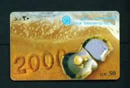 QATAR - Magnetic Autelca Phonecard As Scan - Qatar
