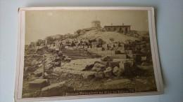 Photo Voiture ANCIENNE LE PUY DE DOME RUINE ROMAINE - Photos
