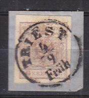 PGL CC139 - OSTERREICH AUSTRIA Yv N°4 TRIEST Friih - 1850-1918 Empire