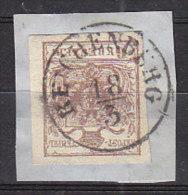 PGL CC140 - OSTERREICH AUSTRIA Yv N°4  REICHENBERG - Usati