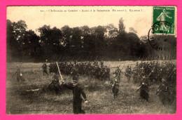 L'Infanterie Au Combat - Assaut à La Baïonnette - En Avant ! En Avant ! - Animée - 1919 - Manoeuvres