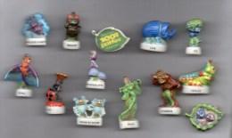 Série Complète 13 Fèves Brillantes 1001 PATTES Disney/pixar - Disney