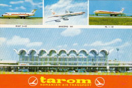 CPA PLANES, TAROM AIRLINE COMPANY - 1946-....: Moderne