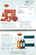 BRD Tornesch Infopost FRW 2012 Hanseatisches Wein- Und Sektkontor Tee Wein - Drinks