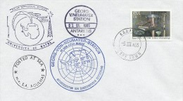 Georg Von Neumayer Station  - Antarctic    South African Stamp.  # 249 # - Stamps