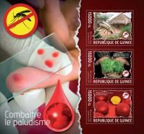 gu14109a Guinea 2014 Malaria insect s/s