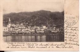 FUNCHAL: Tomado Do Mar - Madeira