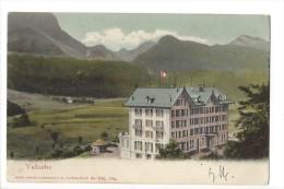 9597 - Vallorbe Grand Hôtel - VD Vaud