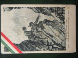 1916-ELOGIO AGLI ALPINI DIAVOLI DELLA MONTAGNA................ - Guerre 1914-18