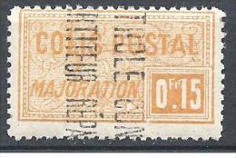 ALGERIE COLIS POST YVERT  N° 11 / MAURY N° 17 SURCHARGE NOIR  NEUF** TTB - Algérie (1924-1962)