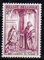 Belgique N° 1011 Luxe ** - Bélgica