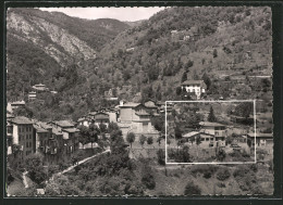 CPA Lantosque, Vallée De La Vesubie - Lantosque