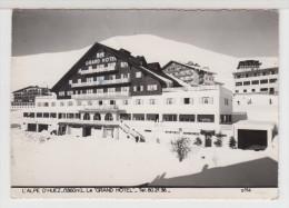 38 - L'ALPE D'HUEZ - Le Grand Hotel - Non Classés