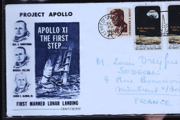 PROJECT APOLLO IX FIRST MANNED LUNAR LANDIND / JOHN F KENNEDY - United States