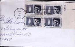 1963 JOHN F KENNEDY BOSTON 1964 - Vereinigte Staaten