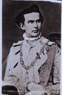 LUDWING II KONIG BAYERN 1886 PHOTO CARTE - Célébrités