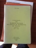 POTHION J. - CAT.des Marques Postales Cursives Des Bureaux De Distribution 1819 1858 - EDIT. 1983 AVEC INDICES - TB - - Frankrijk