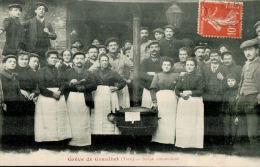 CPA GRAULHET , La Grève  Et La Soupe Communiste - Graulhet