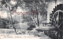 (16) Confolens  - Vallée Du Goire Et Le Moulin - TBE Très Bon état - Confolens