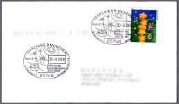 Sondar MISION CLUSTER - Investigacion De MAGNETOSFERA. Garching B Munchen 2000 - Astronomy