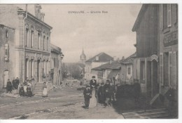 DENEUVRE : (54) Grande Rue - Nancy