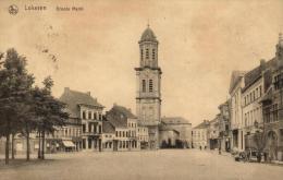 BELGIQUE - FLANDRE ORIENTALE - LOKEREN - Groote Markt. - Lokeren