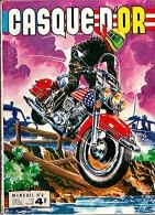 """Bandes Dessinées (Moto, Motard) """"CASQUE D´OR"""" N° 6_L55 - Motor Bikes"""