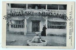 AK MISSIONEN SLOWENIEN BENGALSKA MISIJA Bengali MISSION SLOWENIEN MISSIONARISCHE,JANKO VIZJAK ALTE POSTKARTE - Missionen
