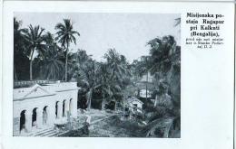 AK MISSIONEN SLOWENIEN BENGALSKA MISIJA Bengali MISSION Missionsstationen RAGAPUR KALKUTA ALTE POSTKARTE - Missions