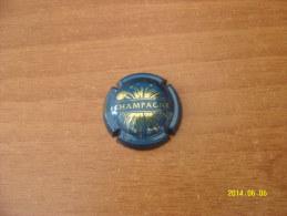 CAPSULA SPUMANTE /CHAMPAGNE/ PLAQUES / PLACA DE CAVA / Ca Di Rajo  1 CAPSULA   H - Champagne
