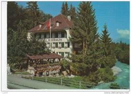WEISSENBURG -  Hostellerie   ALTE POST  - N° Dr Nr   679   . - Weissenburg