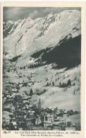 CPA 74 - La Clusaz - Vue Générale Et Vallée Des Confins - La Clusaz