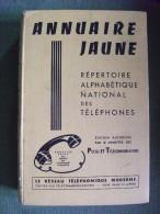 Annuaire Jaune Toute La Boisson 1965 Vin Bière Alcool  Champagne Publicité - Annuaires Téléphoniques
