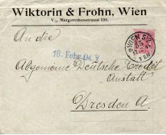 AUTRICHE ENTIER POSTAL PRIVE 1904 - Ganzsachen