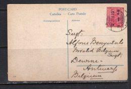 ADEN CAMP Two Postcards 1919!!  (i179) - Aden (1854-1963)
