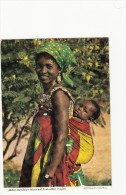 Mother With Child, Datum Unbekannt - Kenia