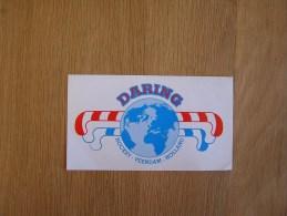 DARING HOCKEY VEENDAM HOLLAND  Sport Souvenirs Autocollant Sticker Autres Collections - Stickers