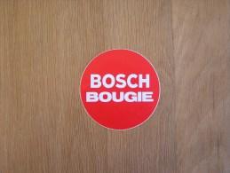 BOSCH SPARK PLUGS Bougie    Autocollant Sticker Autres Collections - Stickers