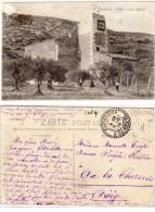 PUYLOUBIERb - Vieux Chateau - Ruines - TB Cachet Perlé (Indice 4) (68949) - France