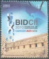 Mexique Mexico 2010 - Uxmal, Patrimoine UNESCO / World Heritage / Patrimonio Mundial / Welterbe - MNH - Monuments