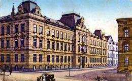 KROMERIZ Kremsier Seminar 1915? Feldpost - Böhmen Und Mähren