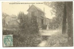 AULNAY SOUS BOIS- La Moraie - Aulnay Sous Bois