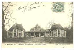 NOUZILLY- Chateau De L'Orfrasière- Remises Et Ecuries - France