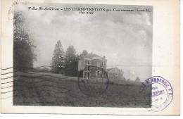 CHAILLY EN BRIE - LES CHAMPTRETOTS - Villa St Ambroise - Vue Nord - Ohne Zuordnung