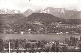 AK 940  Velden Am Wörthersee , Südufer Mit Karawanken - Verlag Schilcher Um 1960 - Velden