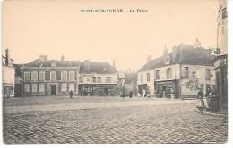 PONT SUR YONNE - La Place - Pont Sur Yonne