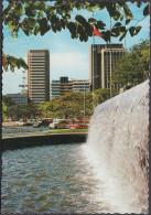 Philippinen - Manila - Buildings Financial District - Cars - Filippine